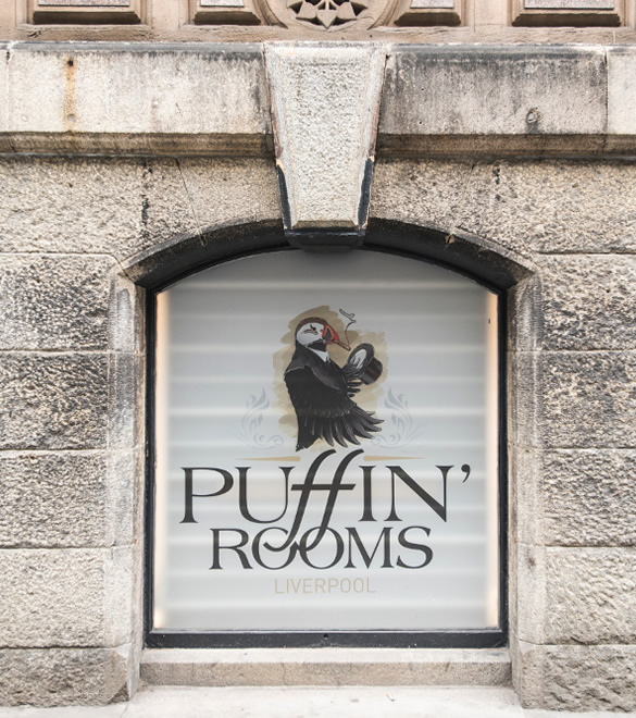 Puffin Rooms